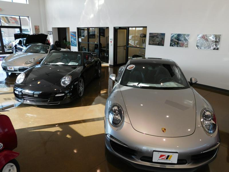2014 Porsche Cayman S 2dr Coupe - Powell OH
