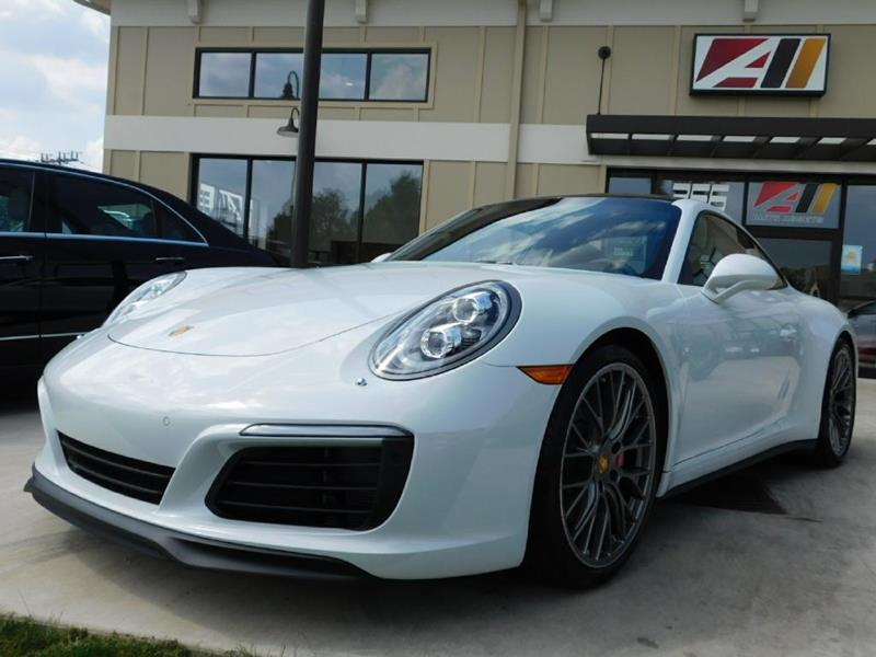 2017 Porsche 911 AWD Carrera 4S 2dr Coupe - Powell OH