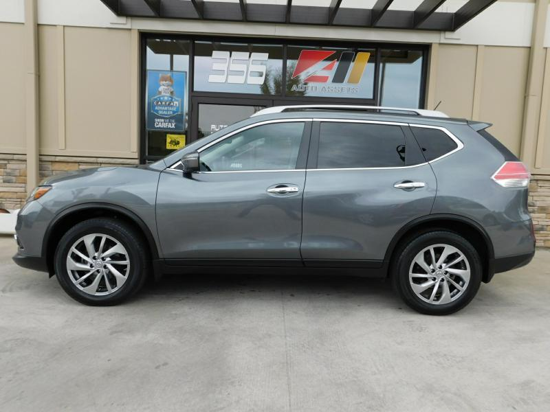 2015 Nissan Rogue S - Powell OH