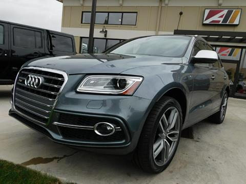 2014 Audi SQ5 for sale in Powell, OH