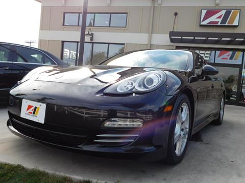 2011 Porsche Panamera for sale in Powell, OH