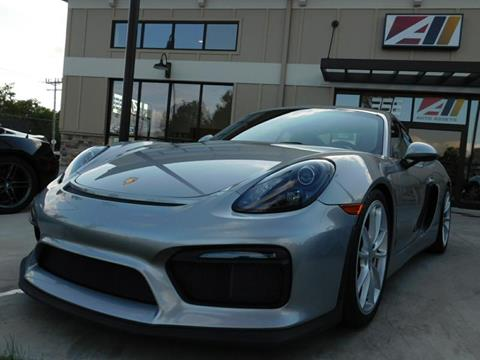 2016 Porsche Cayman for sale in Powell, OH