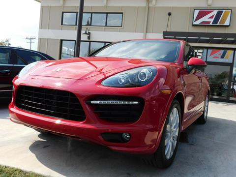 2013 Porsche Cayenne for sale in Powell, OH