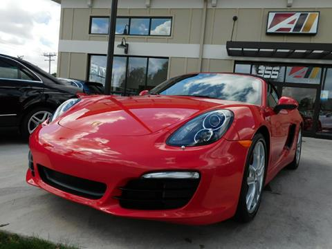 2014 Porsche Boxster for sale in Powell, OH