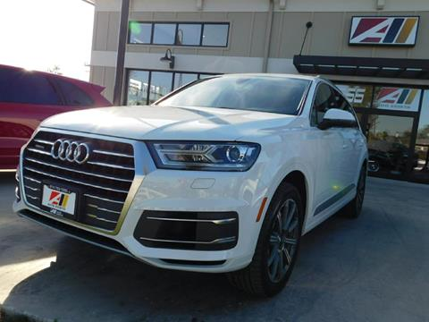 2017 Audi Q7 for sale in Powell, OH