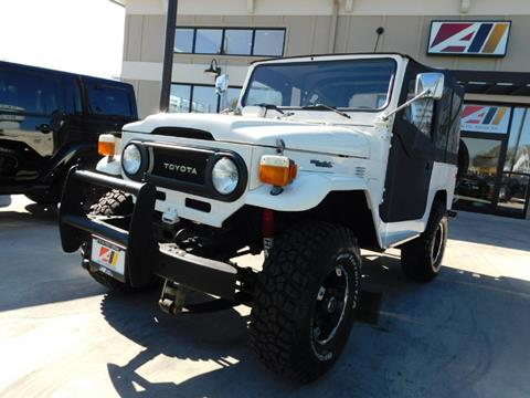 1978 Toyota Land Cruiser For Sale In Powell, OH