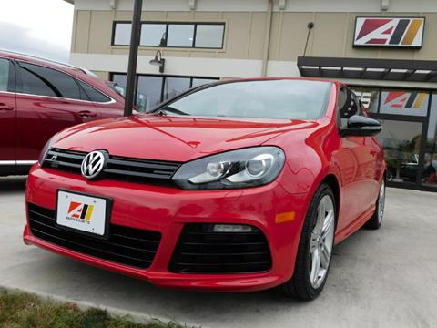 2013 Volkswagen Golf R for sale in Powell, OH