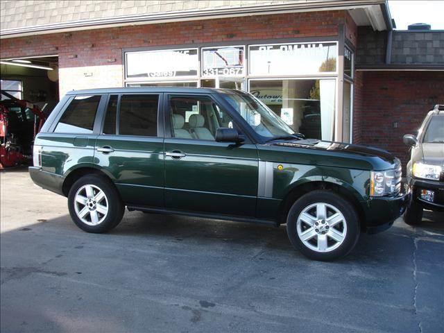 Range Rover Omaha >> Main