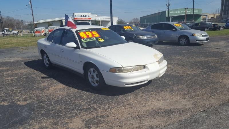 1999 Oldsmobile Intrigue GL 4dr Sedan - Houston TX