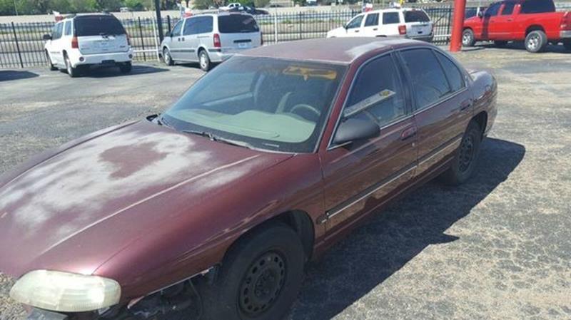 2001 Chevrolet Lumina 4dr Sedan - Houston TX