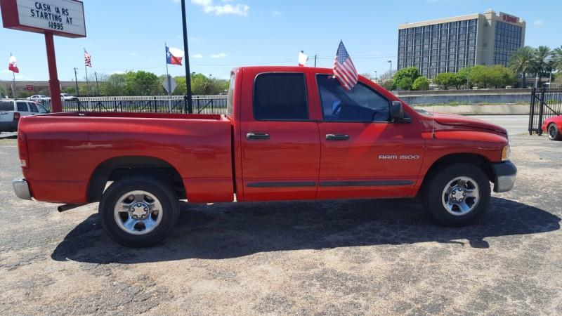 2002 Dodge Ram Pickup 1500 4dr Quad Cab 140 WB - Houston TX