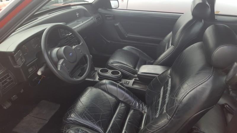 1989 Ford Mustang LX 5.0 2dr Coupe - Houston TX