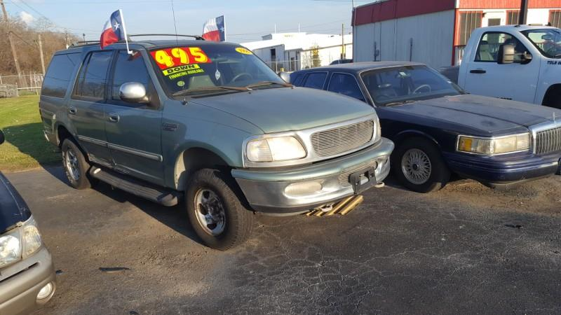 1997 Ford Expedition  - Houston TX
