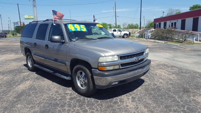 2003 Chevrolet Suburban 4dr 1500 LS - Houston TX