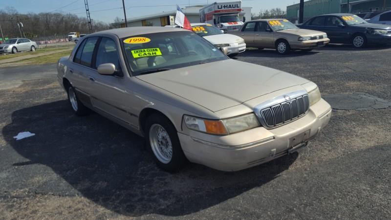 1998 Mercury Grand Marquis LS 4dr Sedan - Houston TX