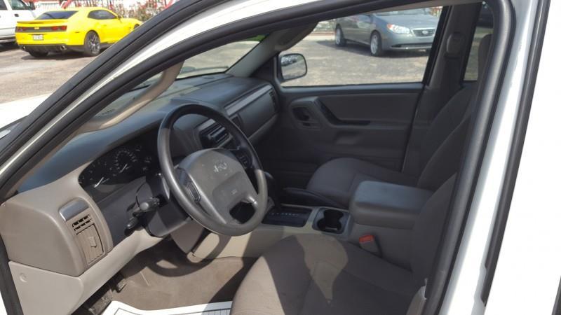2003 Jeep Grand Cherokee Laredo 4dr SUV - Houston TX