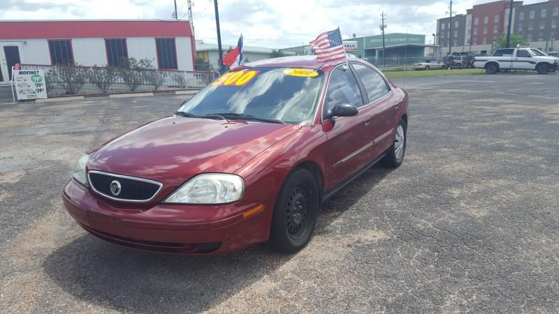 2002 Mercury Sable GS 4dr Sedan - Houston TX