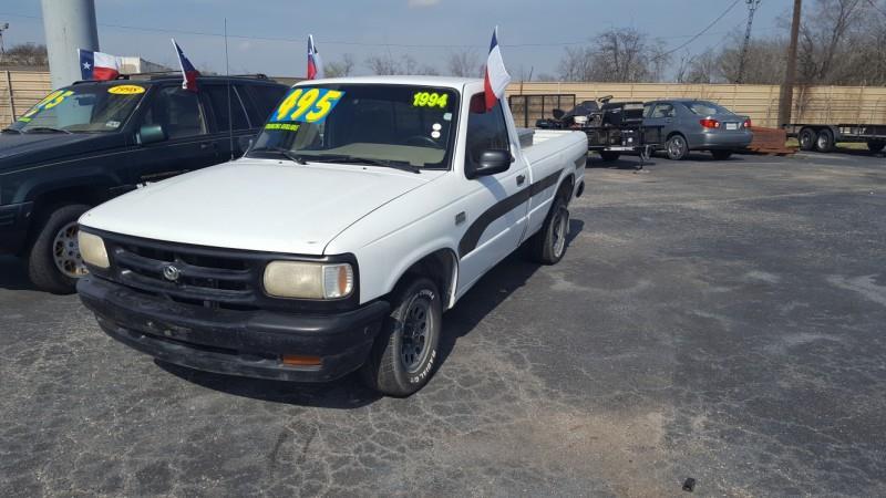 1994 Mazda B-Series Pickup Long Bed 3.0L SE 4-Spd Auto - Houston TX