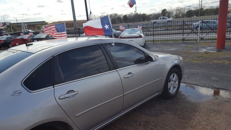 2007 Chevrolet Impala LT 4dr Sedan - Houston TX