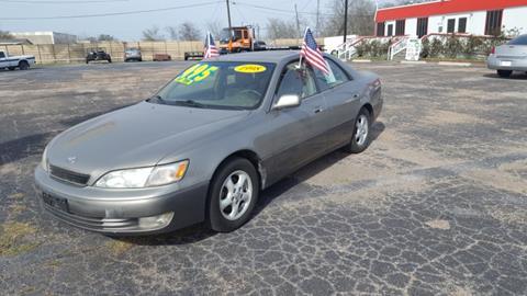 1998 Lexus ES 300 for sale in Houston, TX