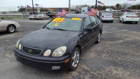 1999 Lexus GS 300 for sale in Houston, TX