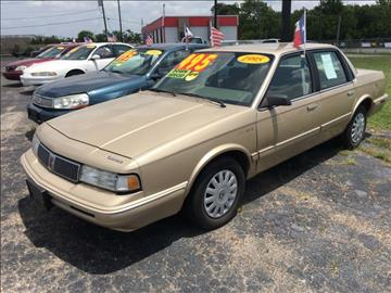 1995 Oldsmobile Ciera for sale in Houston, TX