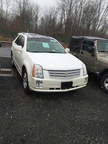 2007 Cadillac SRX for sale in Southwick MA