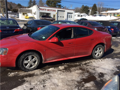 2008 Pontiac Grand Prix for sale in Southwick, MA