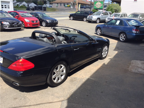 2003 Mercedes-Benz SL-Class for sale in Southwick, MA