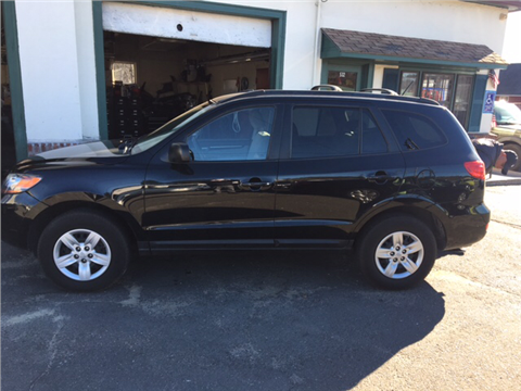 2009 Hyundai Santa Fe for sale in Southwick, MA