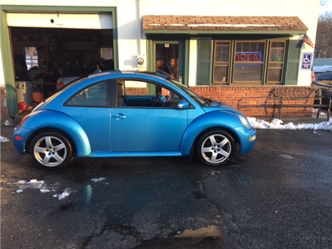 2004 Volkswagen New Beetle for sale in Southwick, MA