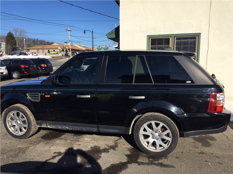 2007 Land Rover Range Rover Sport for sale in Southwick, MA