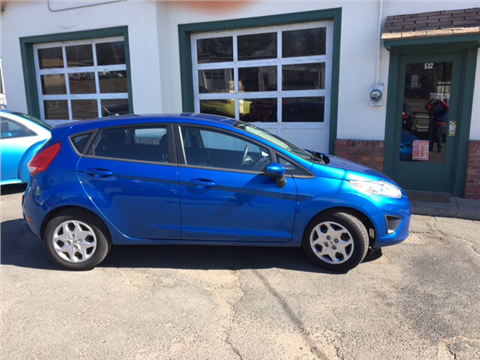 2011 Ford Fiesta for sale in Southwick, MA