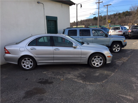 2005 Mercedes-Benz C-Class for sale in Southwick, MA