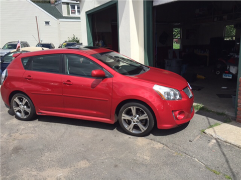 2009 Pontiac Vibe for sale in Southwick, MA