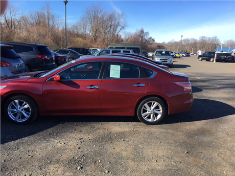 2015 Nissan Altima for sale in Southwick, MA