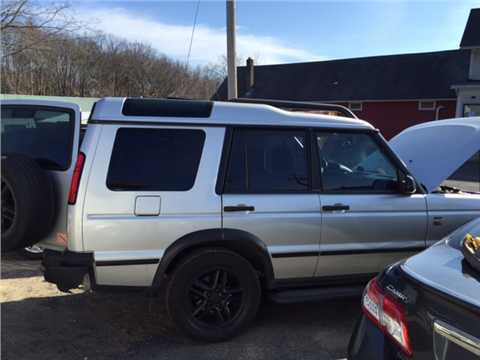 2004 Land Rover Discovery for sale in Southwick, MA