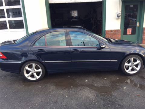 2004 Mercedes-Benz C-Class for sale in Southwick, MA