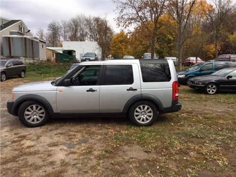 2006 Land Rover LR3 for sale in Southwick, MA