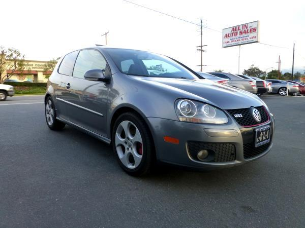 2008 Volkswagen GTI for sale in Norco CA