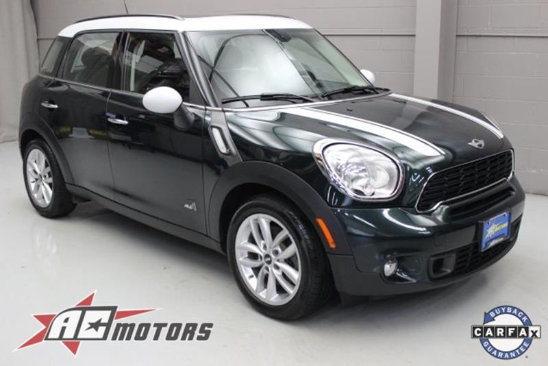 MINI Countryman 2014 Cooper S ALL4 AWD 4dr Crossover
