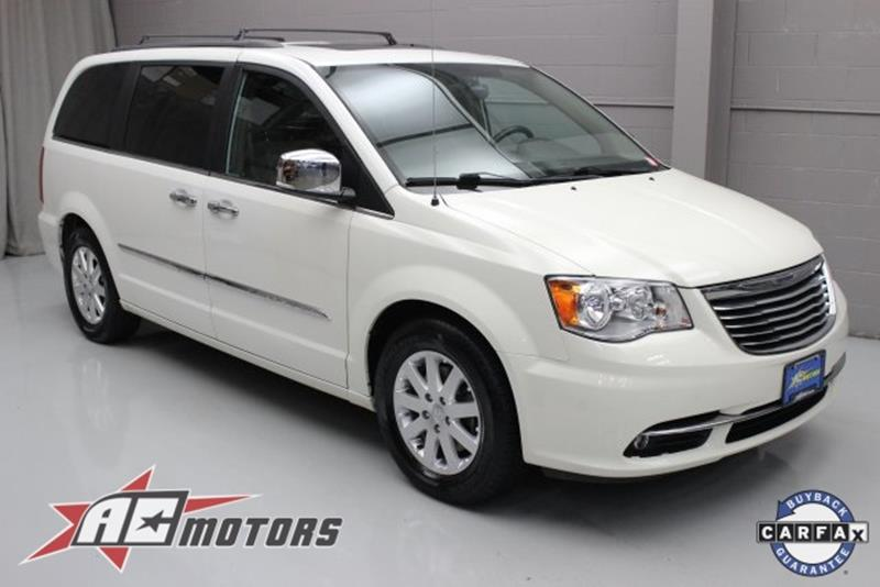Chrysler Town and Country 2012 Touring L 4dr Mini Van