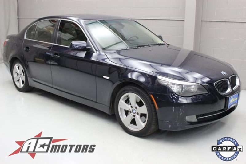 BMW 5 Series 2008 528xi AWD 4dr Sedan Luxury