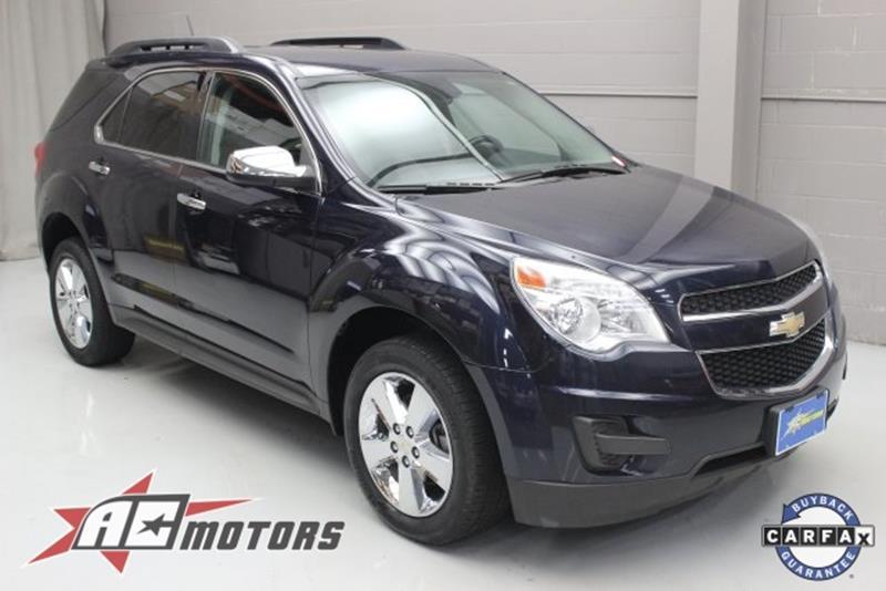Chevrolet Equinox 2015 LT AWD 4dr SUV w/1LT