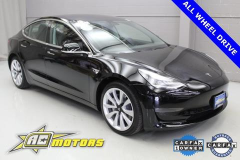 2018 Tesla Model 3 for sale in Eden Prairie, MN