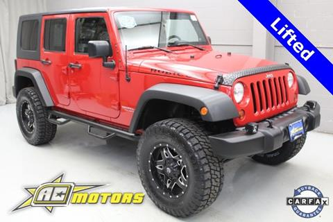 2010 Jeep Wrangler Unlimited for sale in Maple Plain, MN