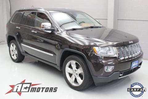 2012 Jeep Grand Cherokee for sale in Anoka, MN