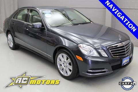 2013 Mercedes-Benz E-Class for sale in Eden Prairie, MN