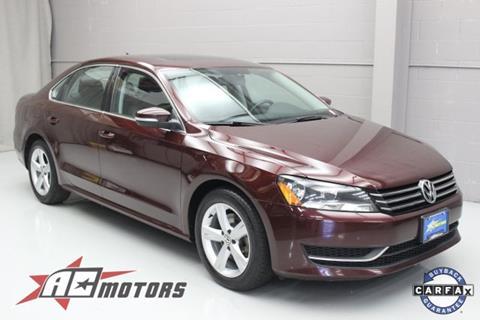 2013 Volkswagen Passat for sale in Maple Plain, MN