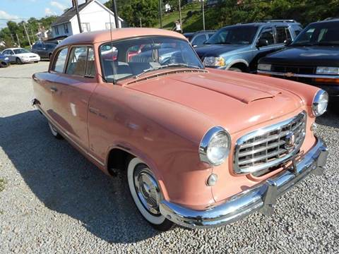 1955 Nash Rambler for sale in New Eagle, PA